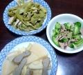 夕食2014.4.14