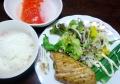 夕食2014.4.22