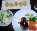夕食2014.4.23