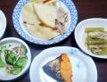 夕食2014.4.25