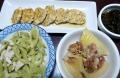 夕食2014.4.26