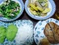 夕食2014.5.5