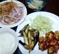 夕食2014.5.28