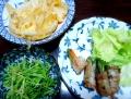 夕食2014.6.3