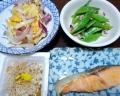 夕食2014.6.4