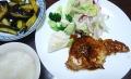 夕食2014.6.5