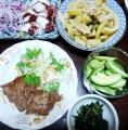 夕食2014.6.7