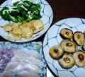 夕食2014.6.9