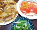 夕食2014.6.16
