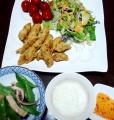 夕食2014.6.23