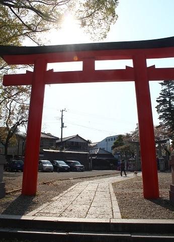 玉前神社①