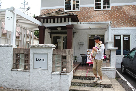 MATE CAFE②