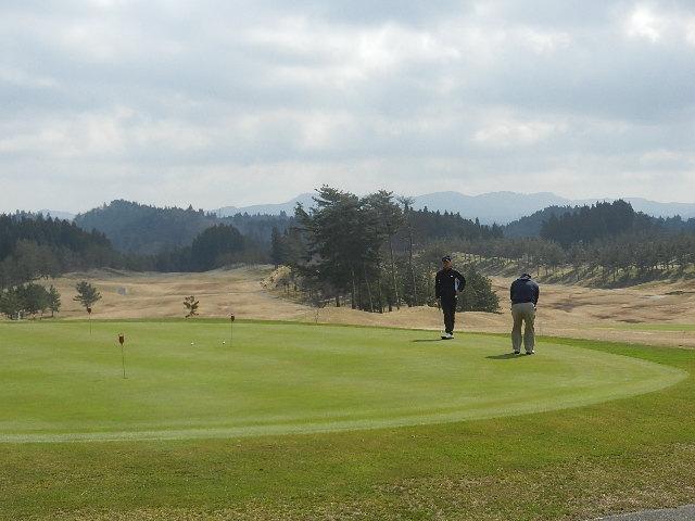 森岳ゴルフ 002