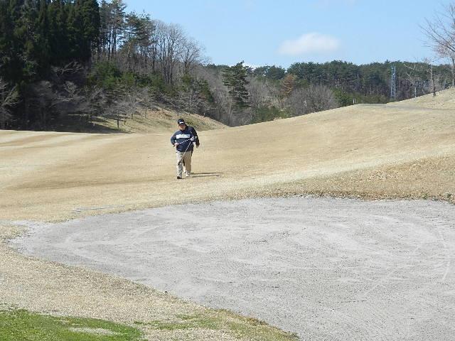 森岳ゴルフ 021