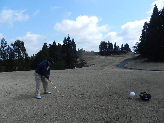 森岳ゴルフ 009