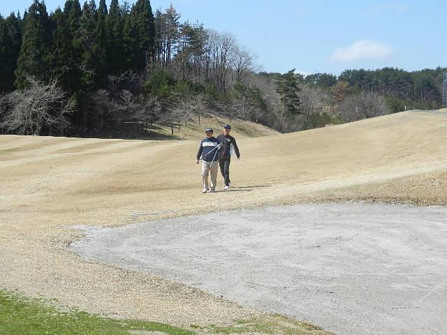 森岳ゴルフ 022
