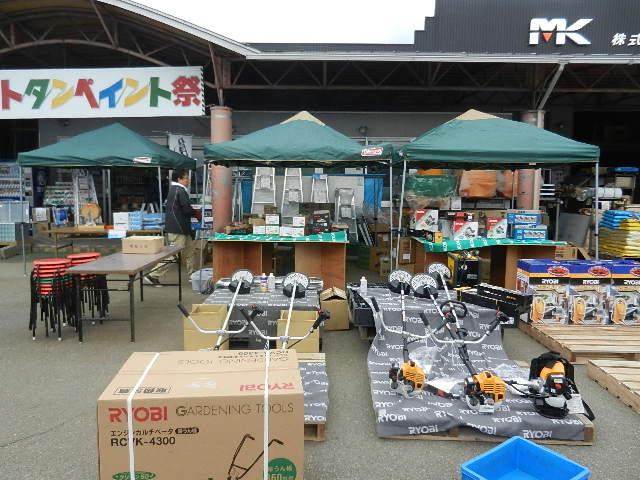 森川商店フェア2014初日 004