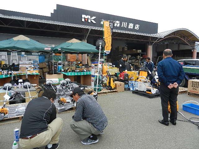 森川商店フェア2014初日 029