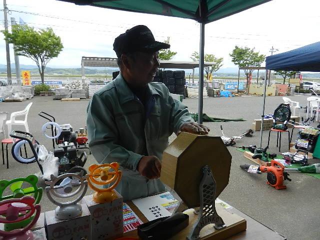 森川商店フェア2014初日 014