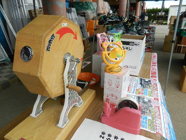 森川商店フェア2014初日 012