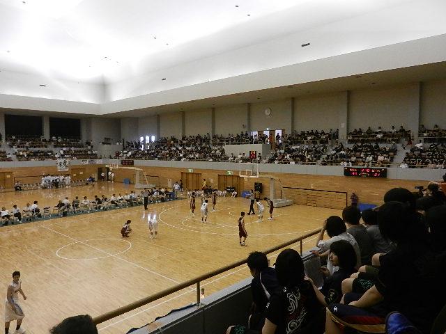 高校バスケ2日目 007