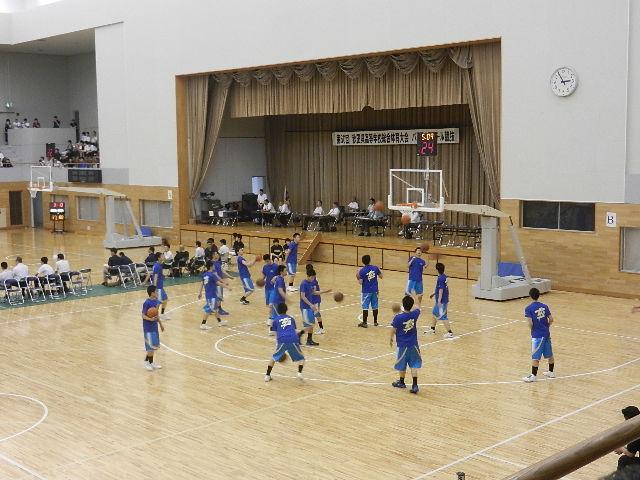 高校バスケ2日目 020