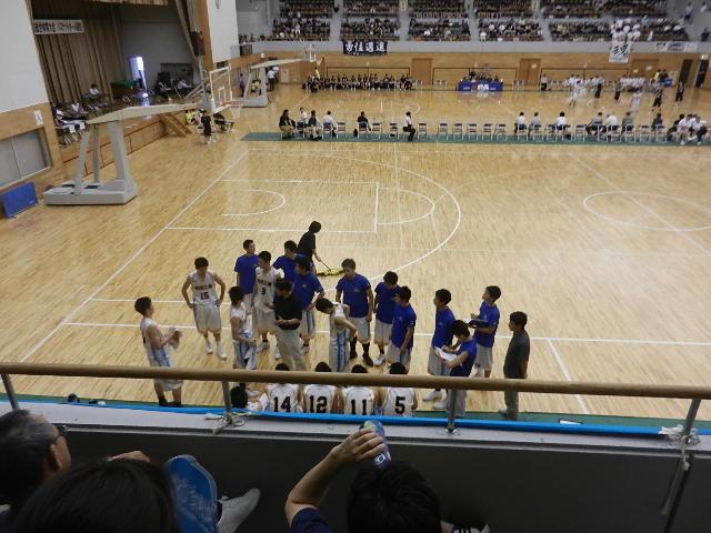 高校バスケ2日目 011