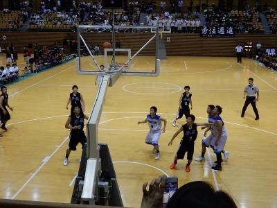 高校バスケ県体 044