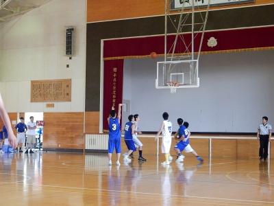 高校練習試合 006