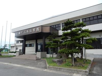 女子ミニバス 東大曲合同合宿 011
