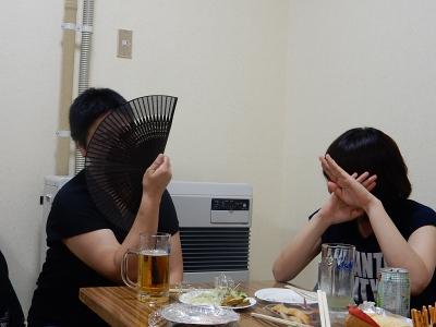 女子ミニバス 東大曲合同合宿 092