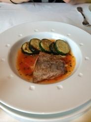 ランチ お魚料理