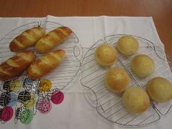 NさんとSさんのパン 2014-7-7