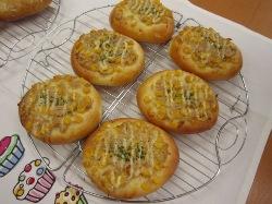 ツナコーンパン Yさん2014-7-8
