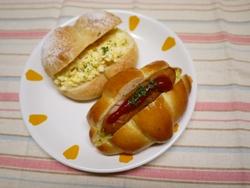 次の日のお昼ご飯 2014-3
