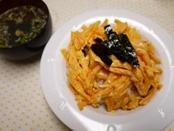 ちらし寿司 2014-5-15