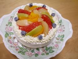 父のケーキ3