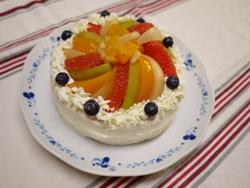 父のケーキ1