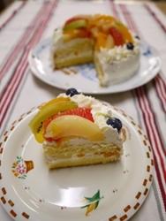 父のケーキ4