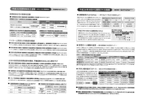 H26税制改正2