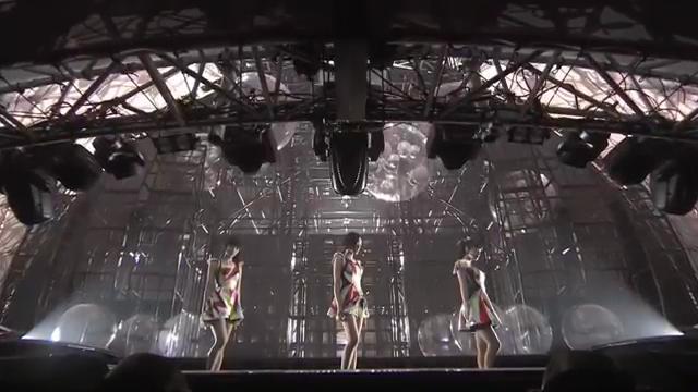 Perfumeの夜明け(DOME2013)