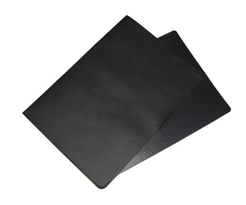 A4ファイルノビホルダー/豚/黒033