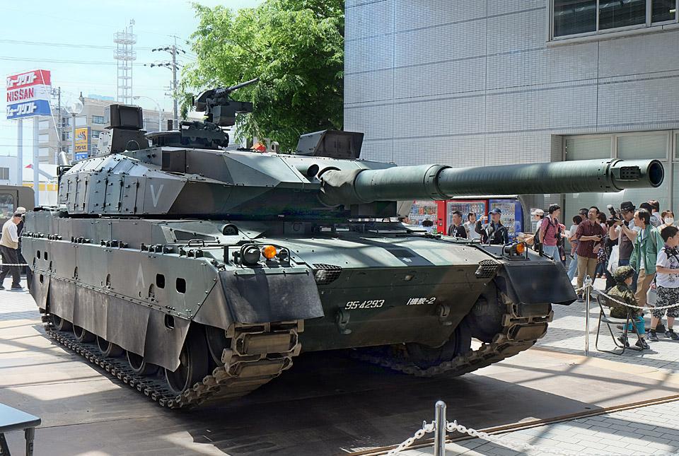 3988 10式戦車 960×645