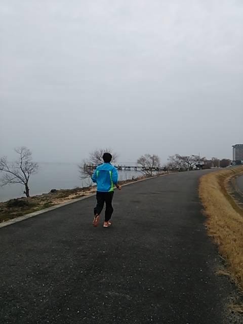 滋賀琵琶湖岸ぺこさん
