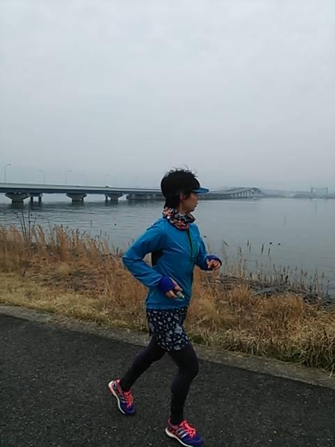 滋賀琵琶湖ゆるラン♪