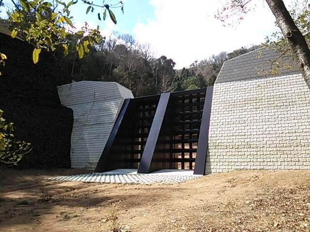 高取山ダム完成