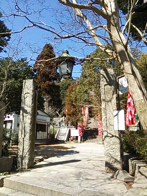 妙法寺参拝