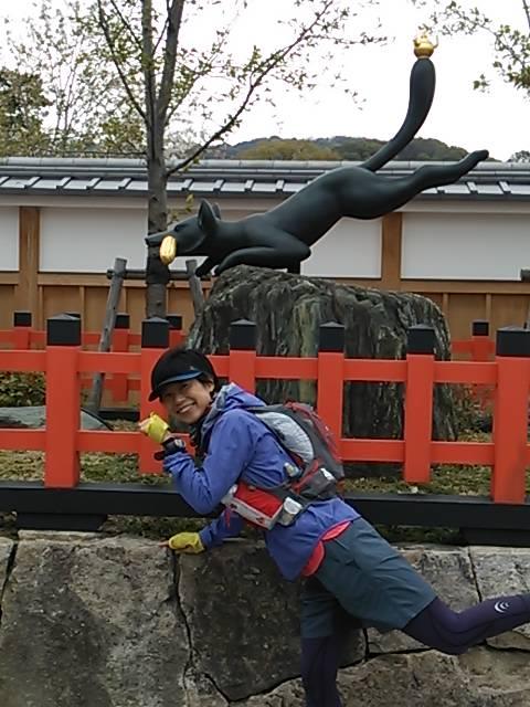 京都トレイル伏見稲荷