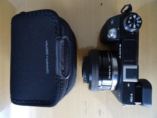 NEX6 カメラケース C-Loop