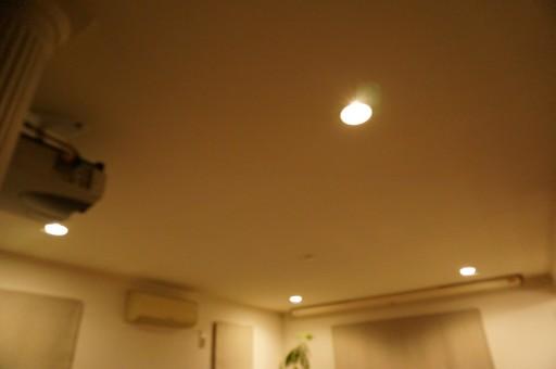 調光LEDライトが点滅してしまった時の対応
